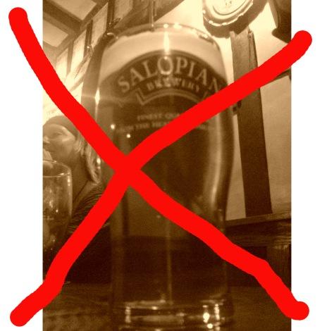 No Booze